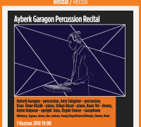 Ayberk Garagon Perküsyon Resitali