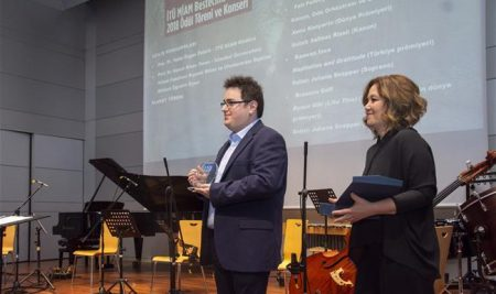 İTÜ MİAM Bestecilik Ödülünün Sahibi Fati Fehmiju